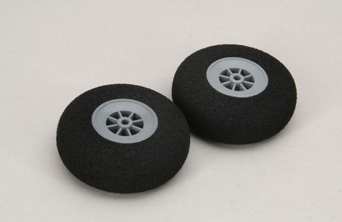 Foam Wheel - 70mm/2-3/4inch (Pk2)