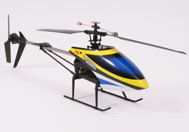 Century MJX i-Heli F49 4CH RC Helicopter