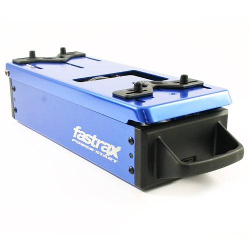 FASTRAX POWER-START UNIVERSAL STARTER 1/10TH & 1/8TH BOX (BLUE)