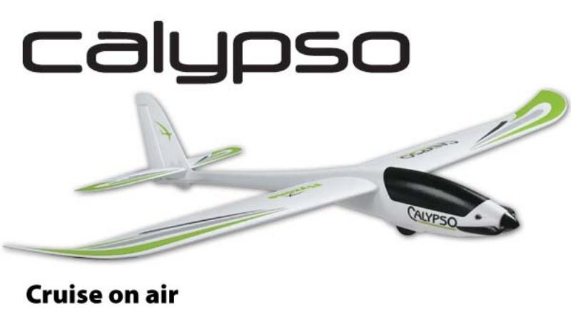 Flyzone Calypso RX-R