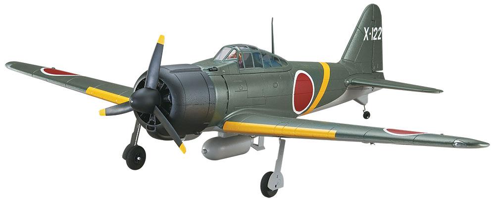 Flyzone Zero A6M Select Scale Rx-R