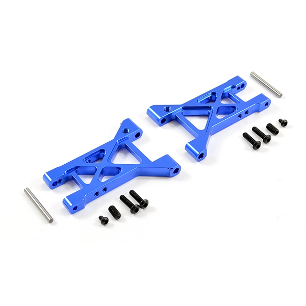 FTX BANZAI REAR LOWER SUSP. ARMS - ALUMINIUM (2)