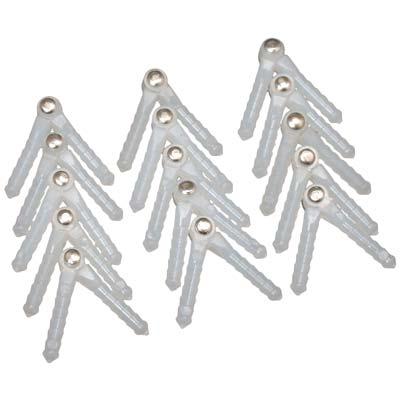 Great Planes Small Pivot Point Hinges (15)
