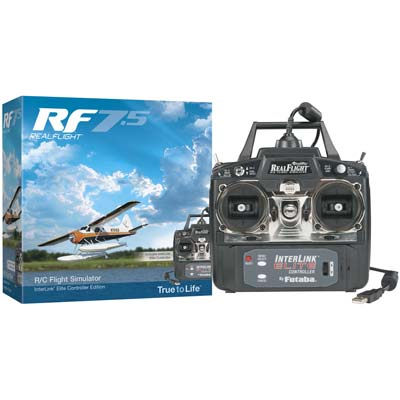 RealFlight RF7.5 - InterLink Elite Edition