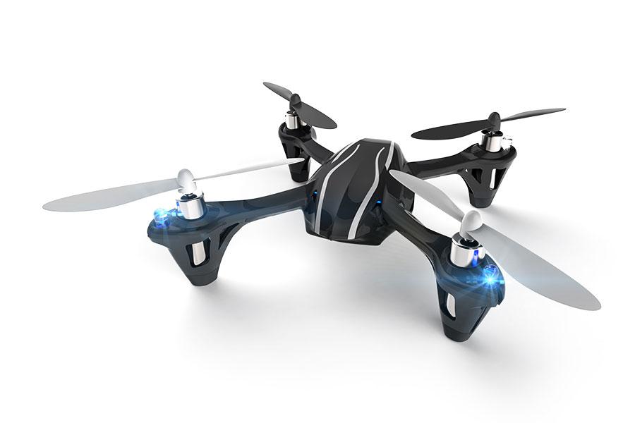 Hubsan H107L X4 Mini Drone