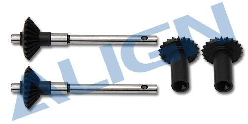 Torque Tube Rear Drive Gear Set