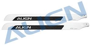 425D Carbon Fiber Blades