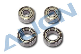 3 x 8 x 3 & 5 x 9 x 3 (MR83ZZ / MR95ZZ) Bearings