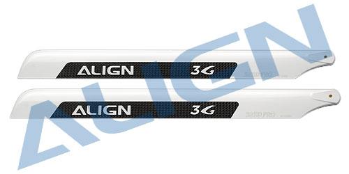 325D 3G Carbon Fiber Blades