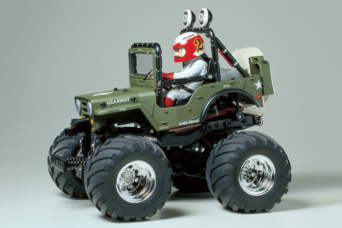 Tamiya Wild Willy 2 (Inc ESC)