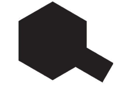 Tamiya XF-1 Flat Black Acrylic Paint