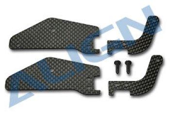 Carbon Fiber Frame Brace Set