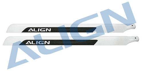 690D Carbon Fiber Blades