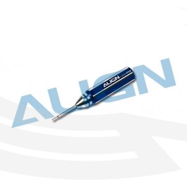 Hexagon Screw Driver 1.3mm HSS