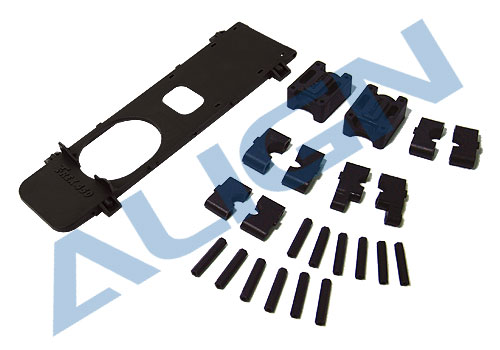 CF Frame Plastic Parts Set