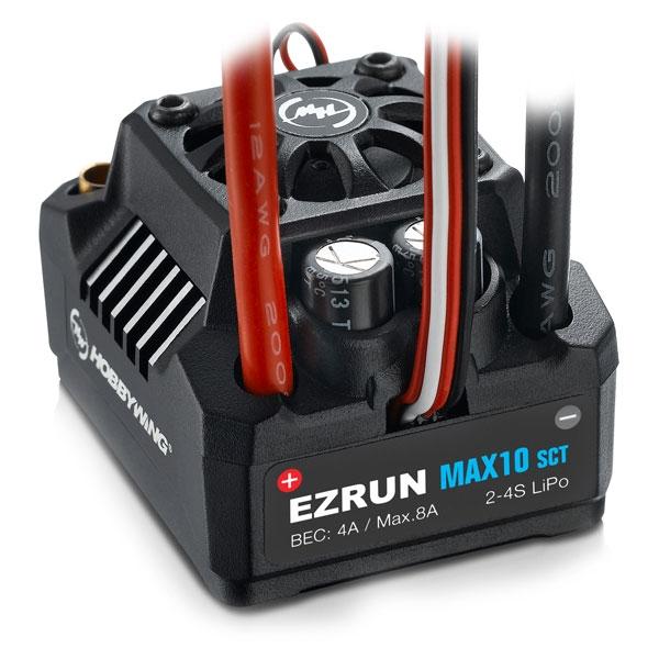 HOBBYWING EZRUN MAX10-SCT 120A