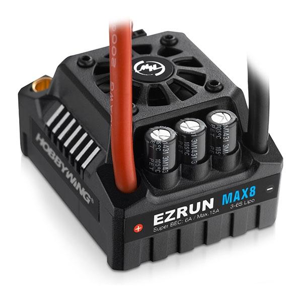 HOBBYWING EZRUN MAX8-V3 (XT90)