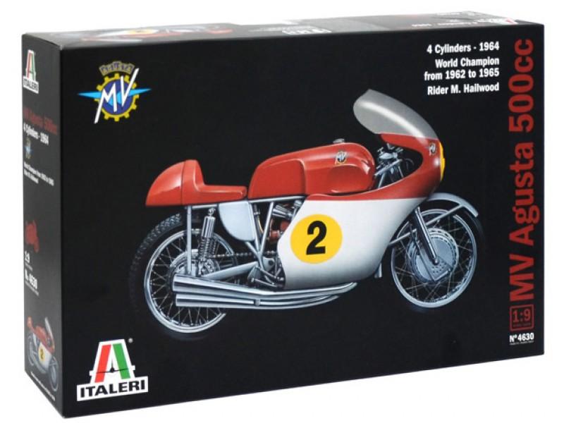 MV Agusta 500cc 4 Cylinders 1964