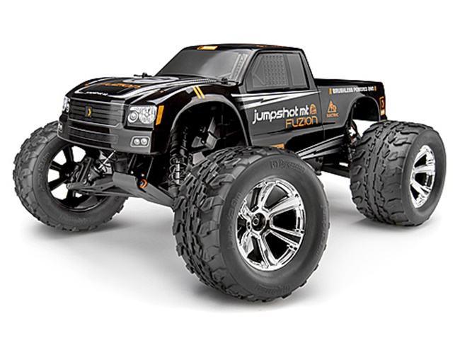 HPI JUMPSHOT MT FLUX FUZION