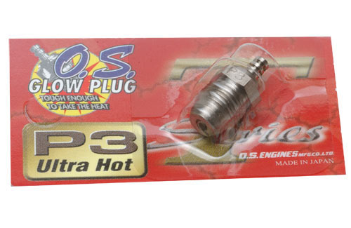 OS Engine Glow plug Type P3 (Ultra Hot)