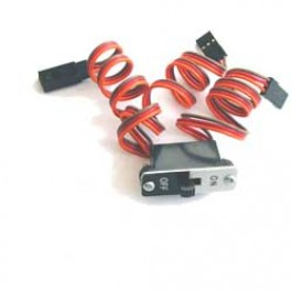 JR Type Professional Heavy Duty Switch with charge lead