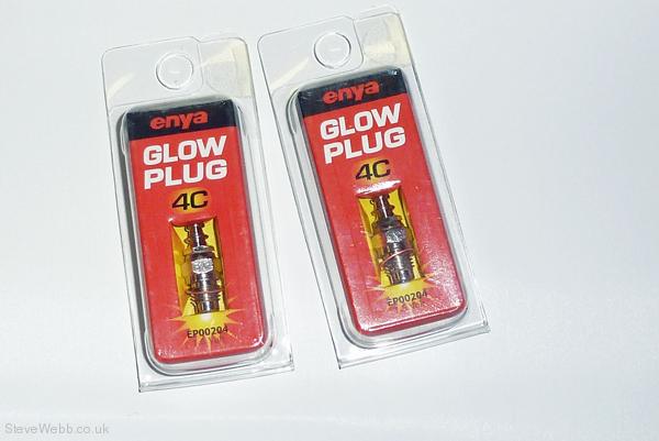 Enya 4C Glow Plug Ref EP00204