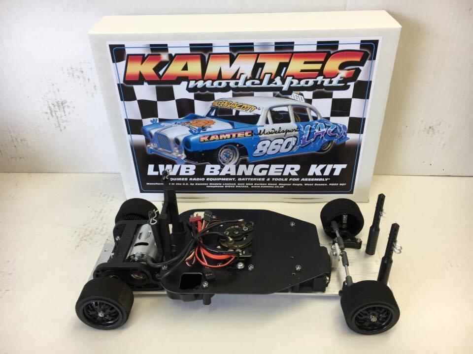 Kamtec LWB Banger V12 Chassis Kit