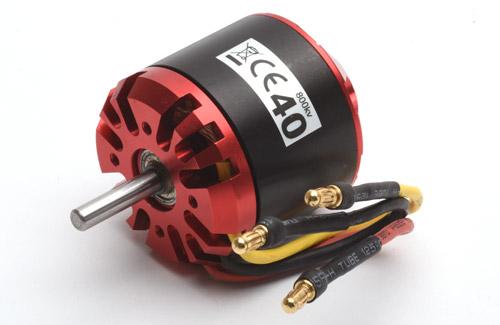 980 Watt Quantum II 40 Brushless Motor