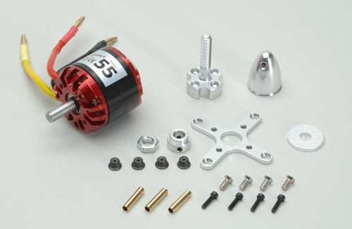 Ripmax Quantum II 55 Brushless Motor