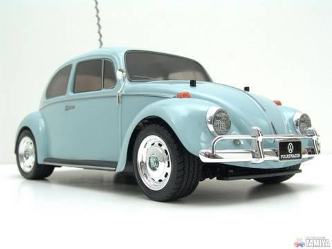 Tamiya Volkswagen Beetle - M-06 Inc Tamiya ESC