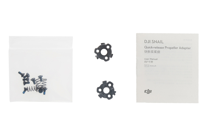 DJI Snail Quick Release Propeller Adapter (Pair)