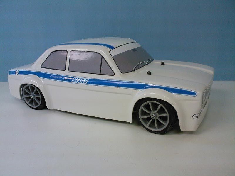 Kamtec V12 Escort MkI - ABS Body