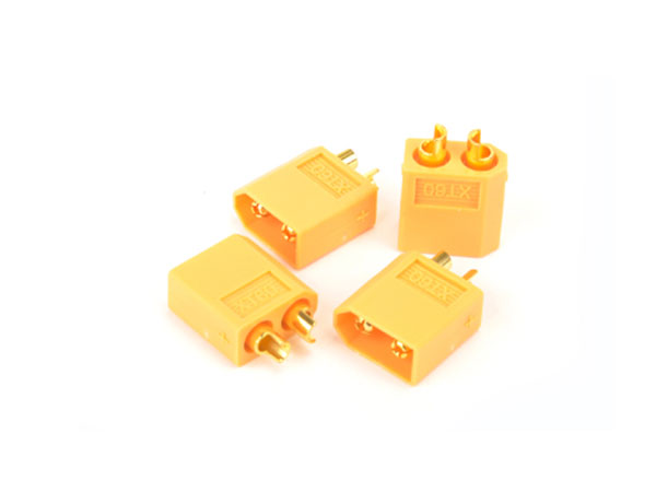 Monkey King XT60 Male Only Plugs 4 PCS