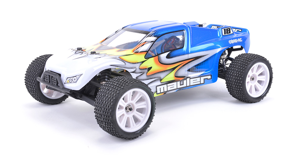 CORE RC Mauler 1/12 - Blue