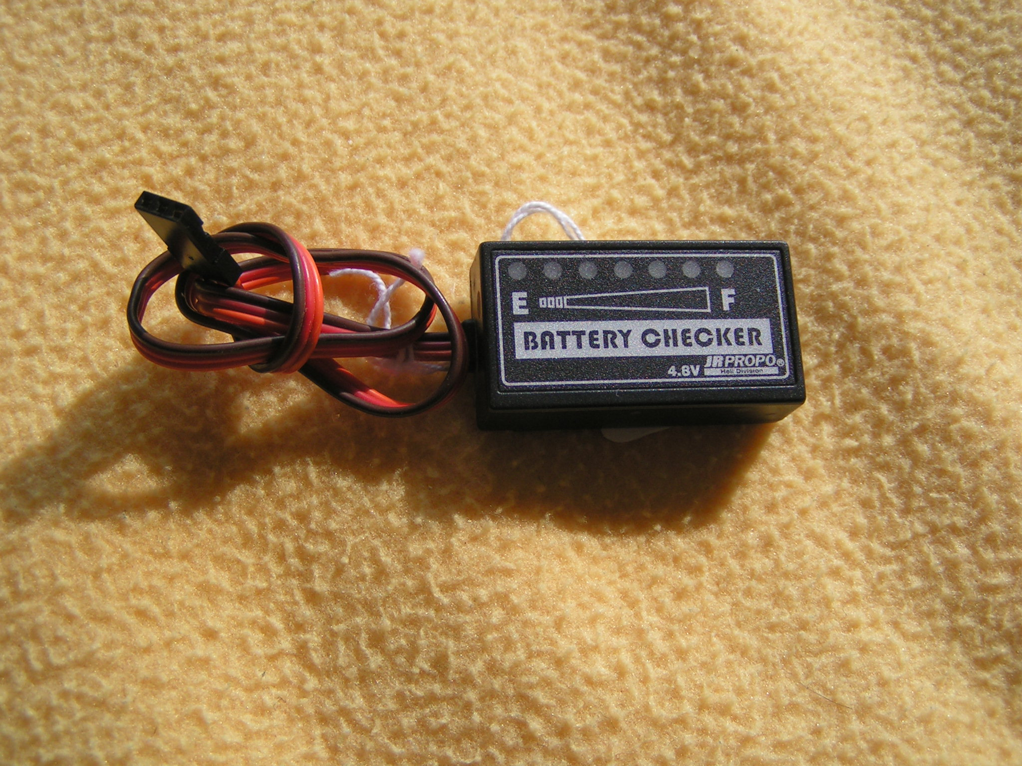 photo of: Second Hand JR Battery Checker