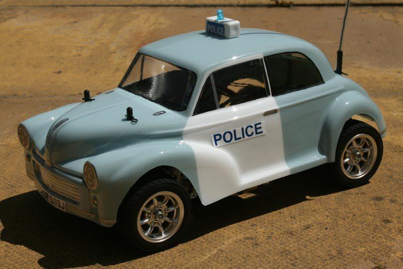 Kamtec Morris Minor ABS Body