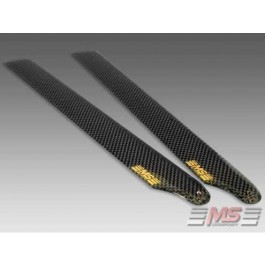 Carbon Fiber Main Blades 325mm