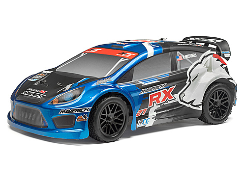 Maverick Strada RX 1/10 RTR Rally Car