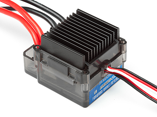 MSC-RC Electronic Speed Controller (Scout RC)