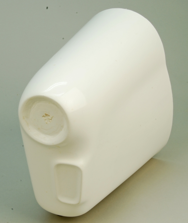 1/4 Scale Stampe Fibreglass Cowl with silencer scoop