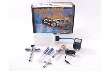 FASTRAX QUICK START NITRO STARTER SET