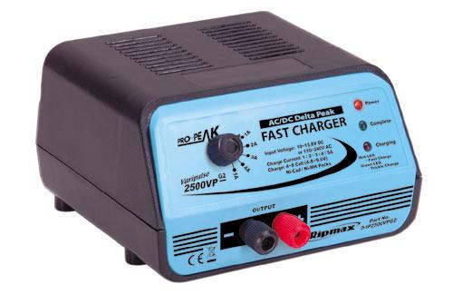 Ripmax Pro-Peak 2500 Varipulse G2 AC/DC Charger