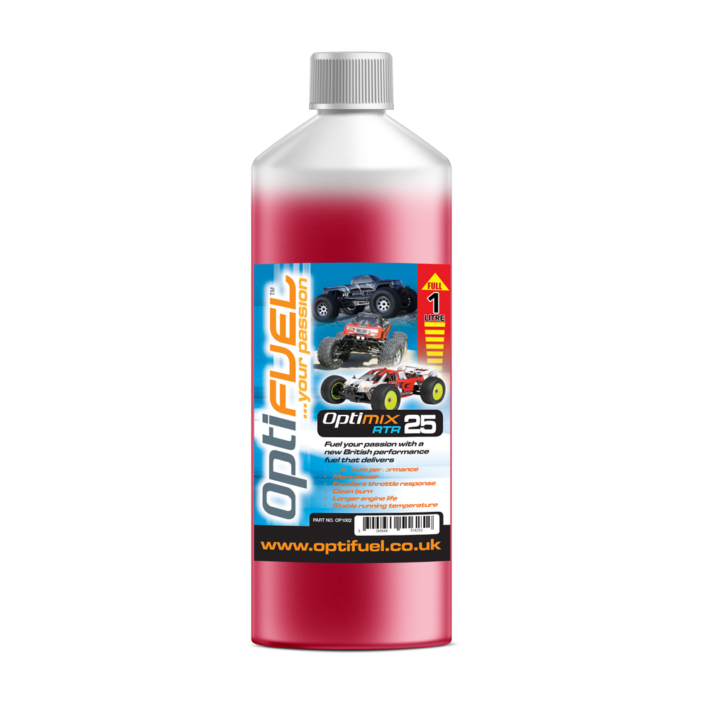 Optifuel 25% 1 Litre