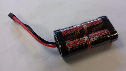 Overlander 4.8v 5000Mah NiMh Battery Pack For Kamtec Bangers