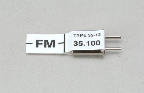 Futaba Ch 70 (35.100)FM Rx Xtl