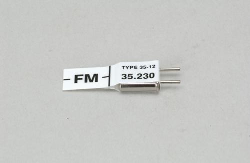 Futaba Ch 83 (35.230)FM Rx Xtl