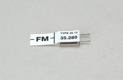 Futaba Ch 88 (35.280)FM Rx Xtl