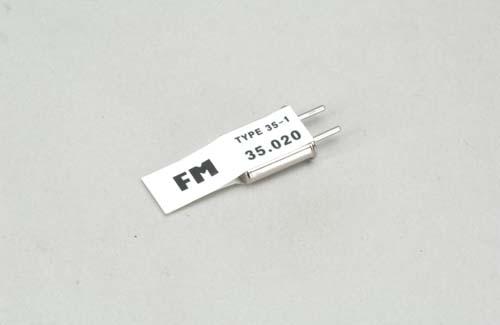 Futaba Ch 64 (35.040)FM Tx Xtl