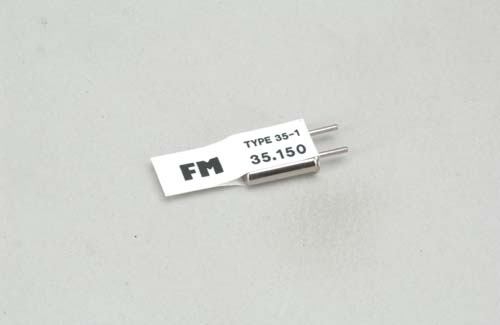 Futaba Ch 76 (35.160)FM Tx Xtl