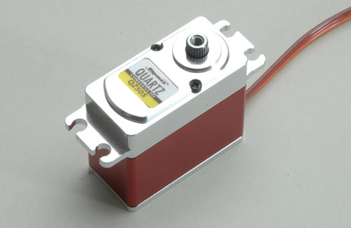 Ripmax Quartz QZ505 Servo - Digital Coreless (0.05sec/6.73kg)